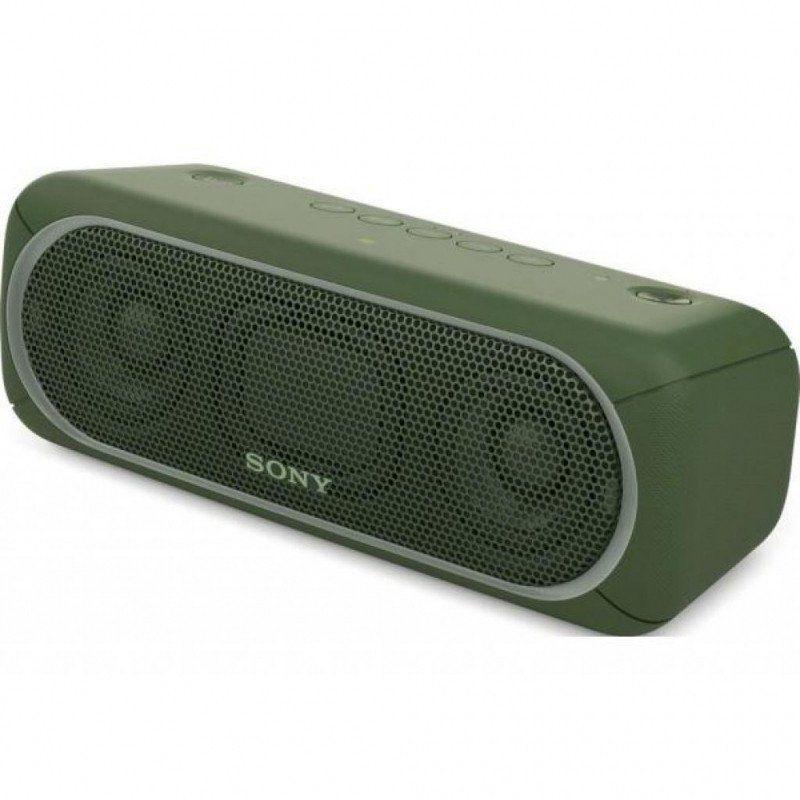 Портативная акустика Sony SRS-XB30G (SRSXB30G.RU4) Green
