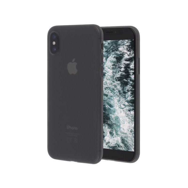 Чехол MakeFuture Ice для Apple iPhone X (Grey) купить