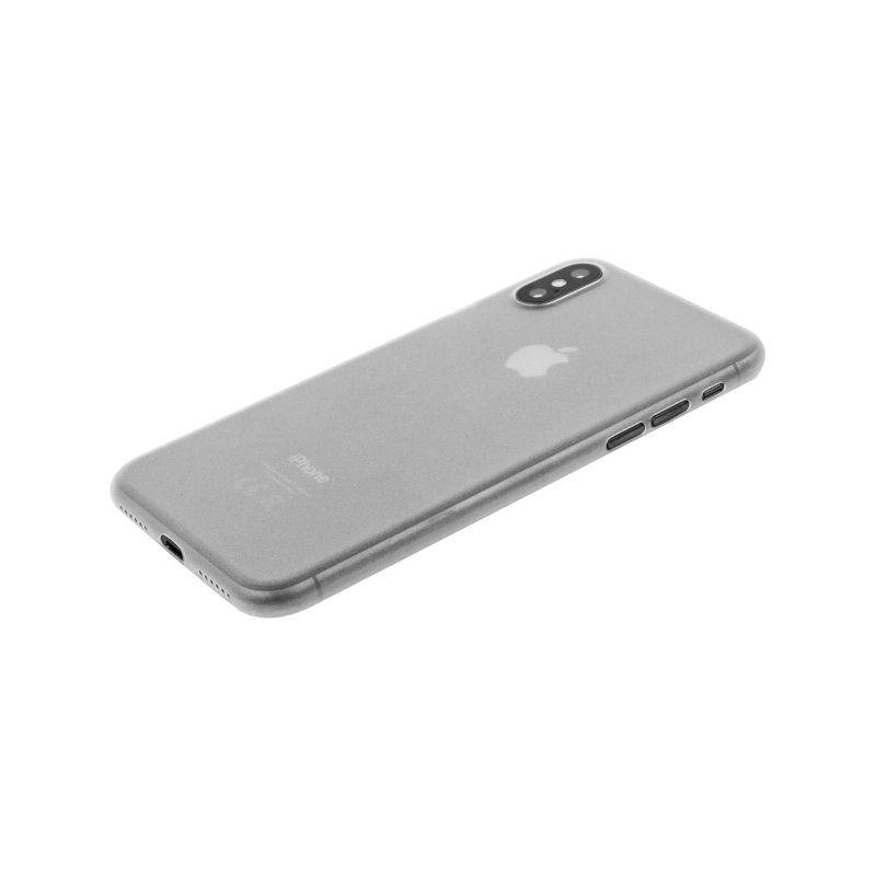Чохол MakeFuture Ice для Apple iPhone X (White) купить