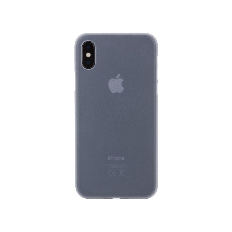 Чохол MakeFuture Ice для Apple iPhone X (White)
