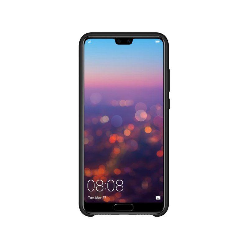 Чехол Huawei Silicon Case для P20 (Black) купить