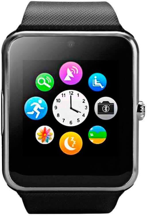 Смарт-часы Uwatch Smart GT08 Silver купить