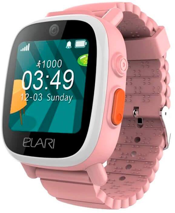 Детские смарт-часы Elari Fixitime 3 (ELFIT3PNK) Pink