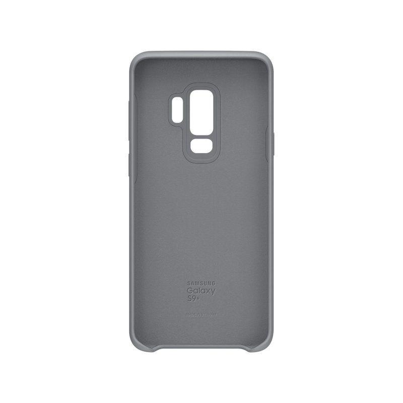 Чехол Samsung Silicone Cover для Galaxy S9 Plus (EF-PG965TJEGRU) Gray купить
