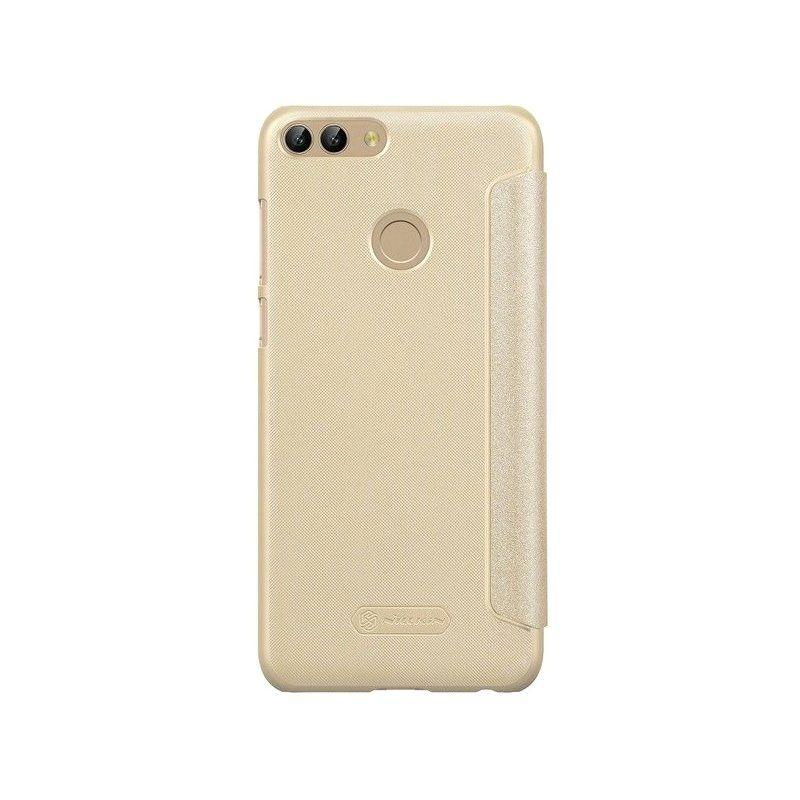 Чехол Nillkin Sparkle PU для Huawei P Smart Gold купить