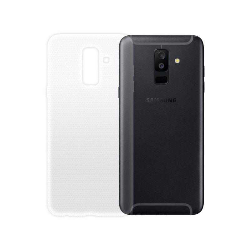 Чехол GlobalCase TPU Extra Slim для Samsung Galaxy A6 Plus 2018 (Clear)