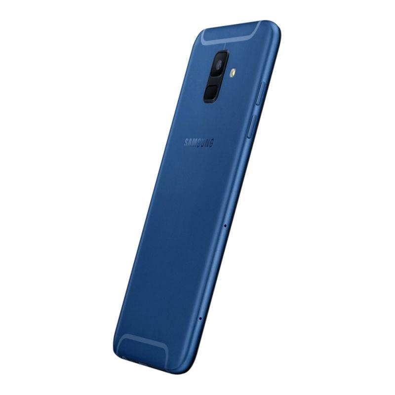 Смартфон Samsung Galaxy A6 3/32GB Blue фото