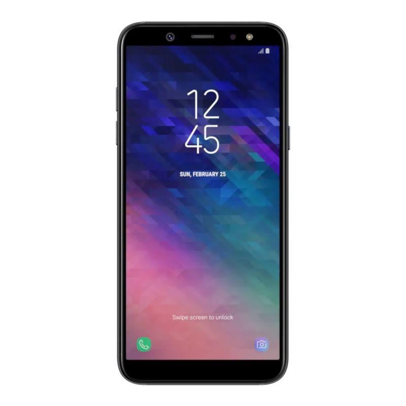 Смартфон Samsung Galaxy A6 3/32GB Black недорого