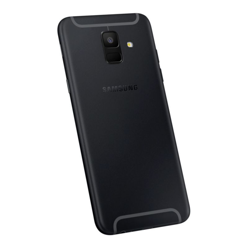 Смартфон Samsung Galaxy A6 3/32GB Black в Украине