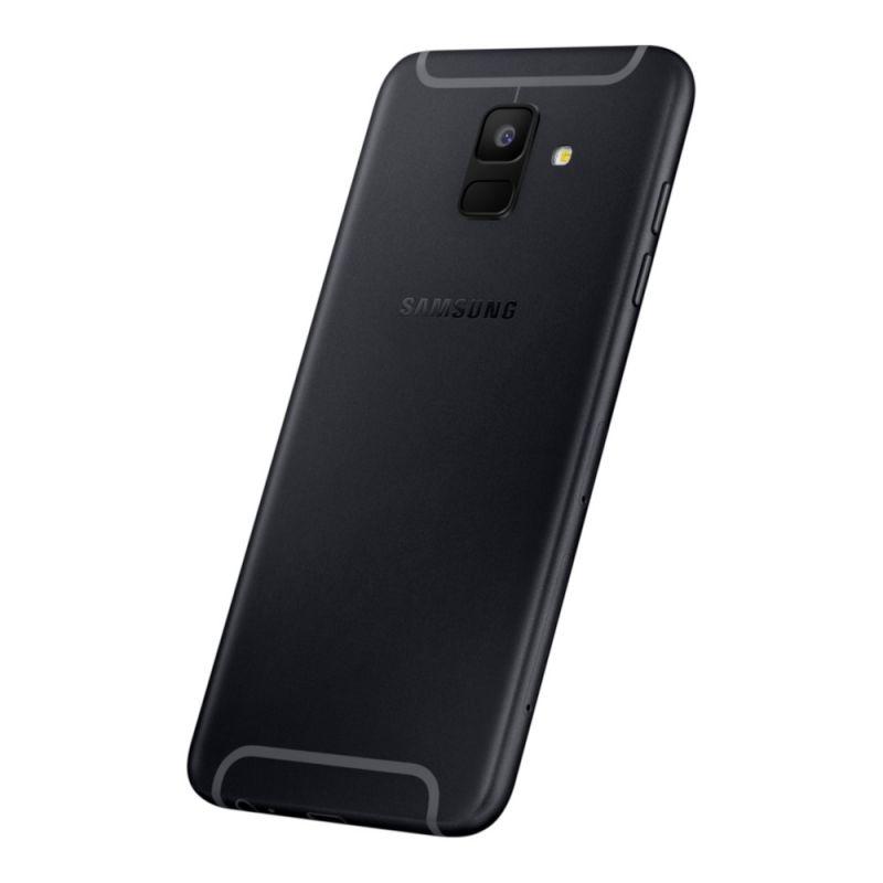 Смартфон Samsung Galaxy A6 3/32GB Black в интернет-магазине