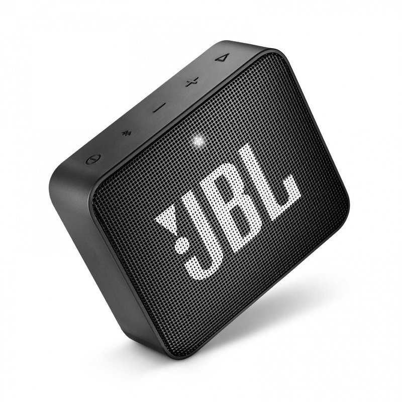 Портативна акустика JBL GO2 (JBLGO2BLK) Black
