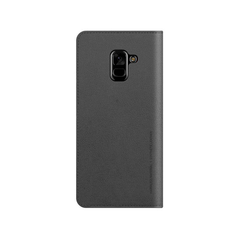 Чехол Araree Mustang Diary для Samsung A8 Plus 2018 Gray купить