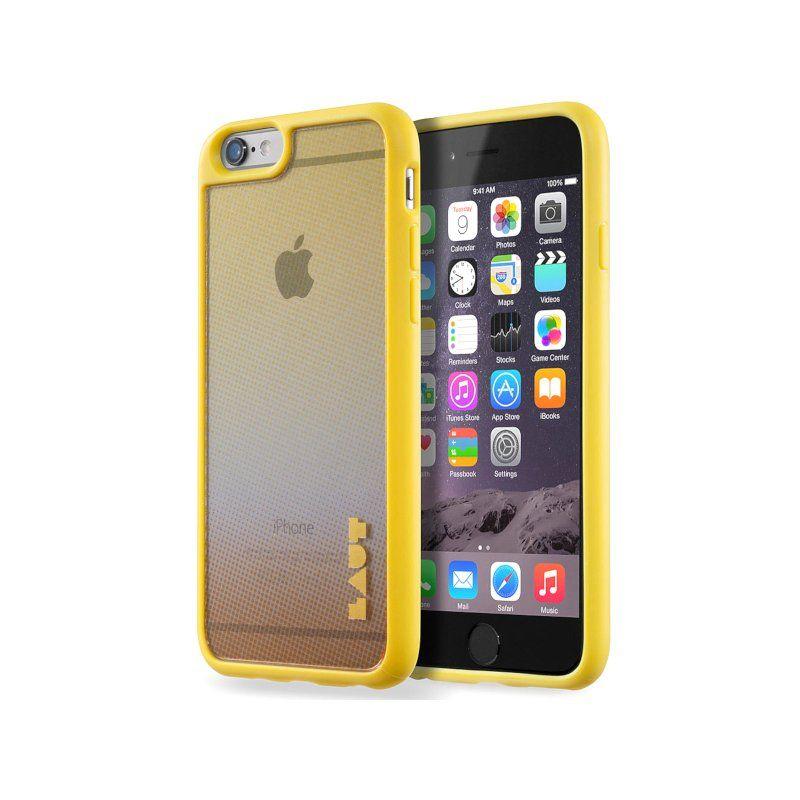Чехол Laut Loopie для Apple iPhone 6/6S (Yellow)