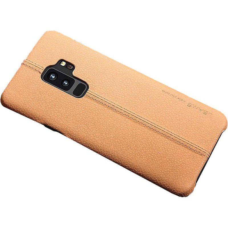 Чохол Usams Joe Series для Samsung Galaxy S9 Plus (Light Brown)