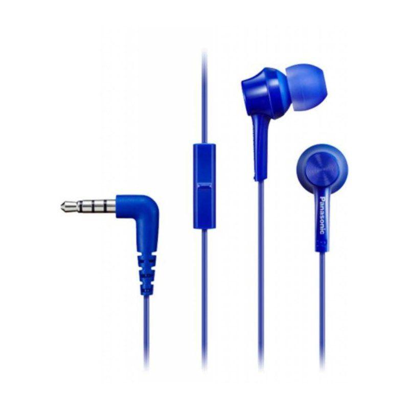 Гарнітура Panasonic (RP-TCM115GC-A) Blue