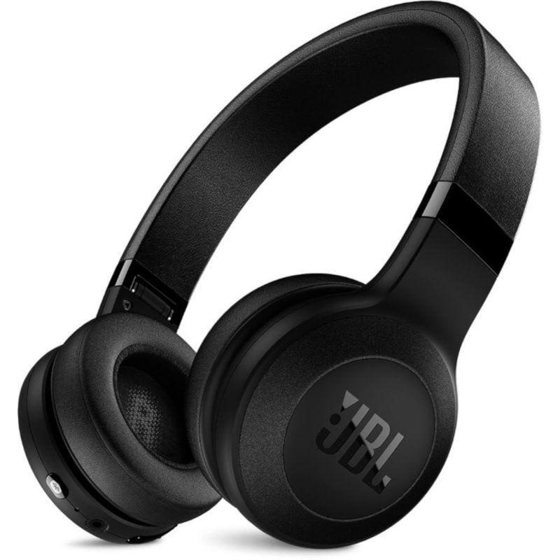 Гарнитура JBL C45BT (JBLC45BTBLK) Black купить