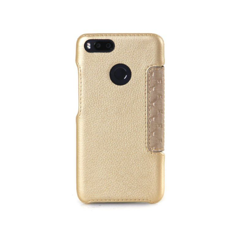 Чехол RedPoint Fit Book для Xiaomi Mi A1 (Gold) купить