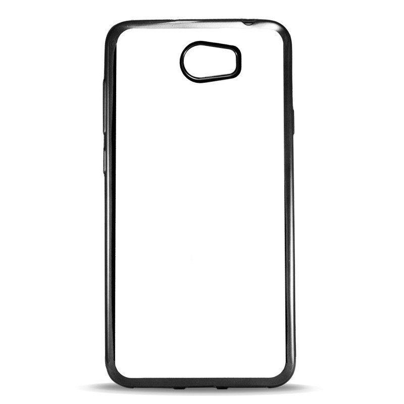Чехол MiaMI Electro для Samsung Galaxy J2 Pro 2018 (J250) Black