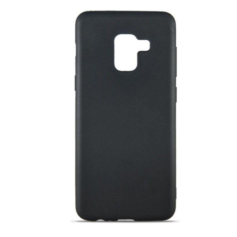 Чохол MiaMI Soft-touch для Samsung Galaxy A8 2018 (A530) Black