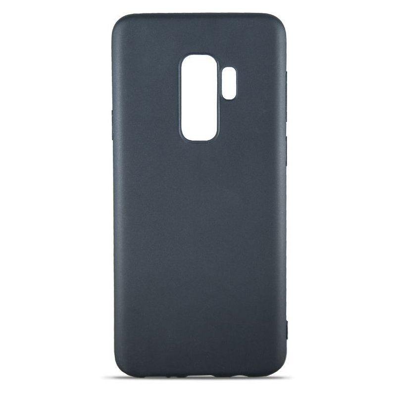Чехол MiaMI Soft-touch для Samsung Galaxy S9 Plus (G965) Black