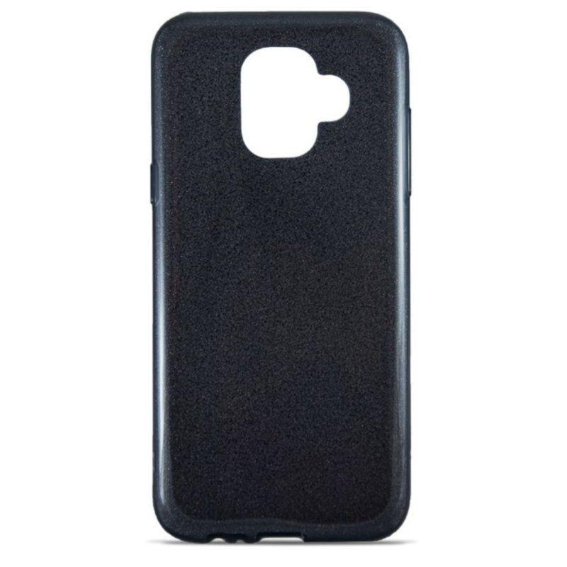 Чехол MiaMI Sparkle для Samsung Galaxy A6 2018 (A600) Black
