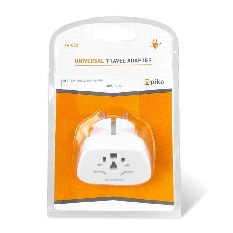 Сетевой переходник Piko TA-002 (1283126472510) White купить