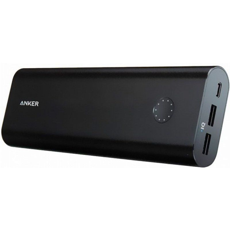Портативный аккумулятор 20100mAh Anker PowerCore V3 Black