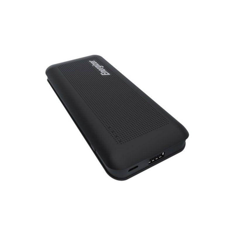 Портативный аккумулятор 10000mAh Energizer Li-ion (UE10005) Black