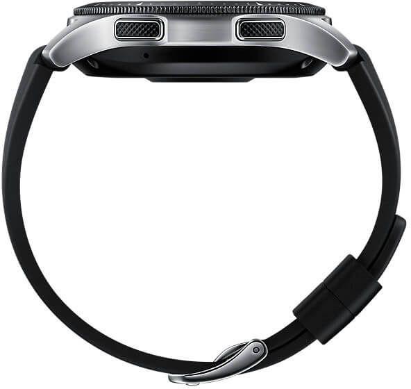 Смарт-часы Samsung Galaxy Watch 46mm Silver в интернет-магазине