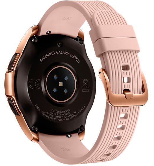 Смарт-годинник Samsung Galaxy Watch 42mm Gold купить