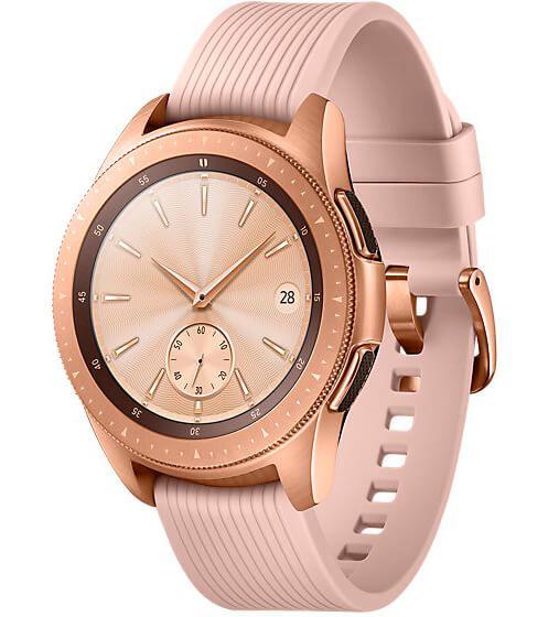 Смарт-годинник Samsung Galaxy Watch 42mm Gold недорого