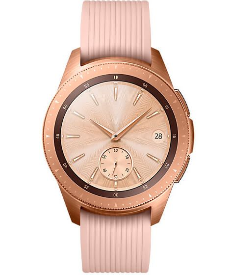 Смарт-годинник Samsung Galaxy Watch 42mm Gold