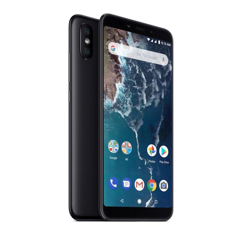 Смартфон Xiaomi Mi A2 4/64GB Black в Украине