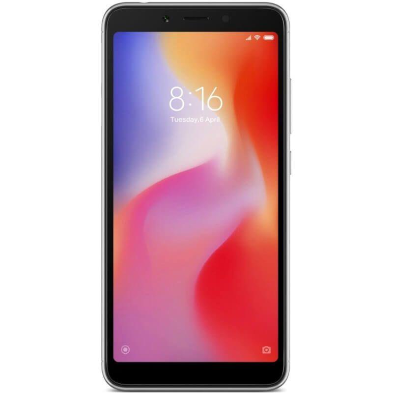 Смартфон Xiaomi Redmi 6A 2/32GB Black