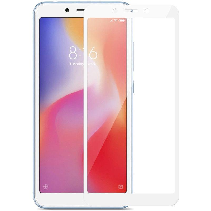 Защитное стекло MakeFuture Full Glue для Xiaomi Redmi 6 (White)