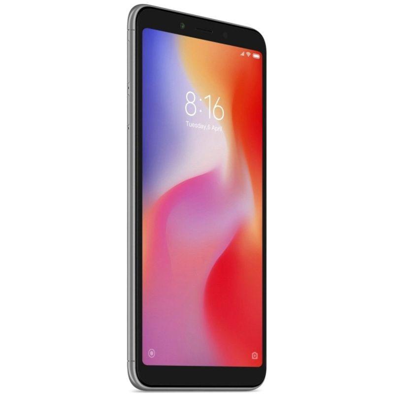 Смартфон Xiaomi Redmi 6 3/32GB Black недорого