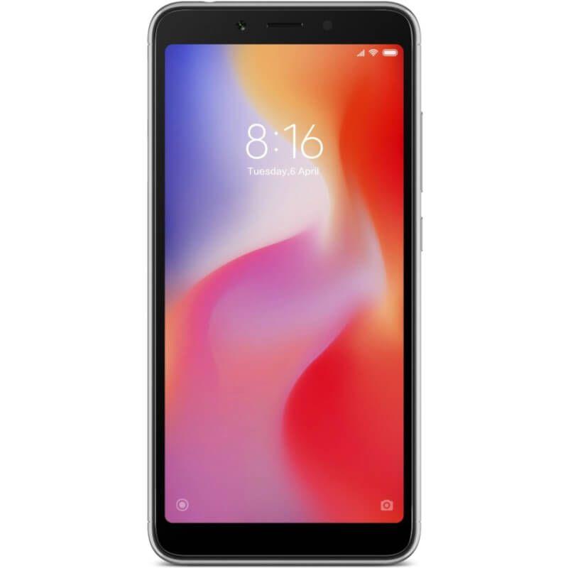 Смартфон Xiaomi Redmi 6 3/32GB Black