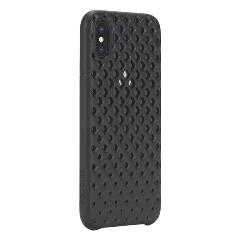 Чехол Incase Lite Case для Apple iPhone X Black купить