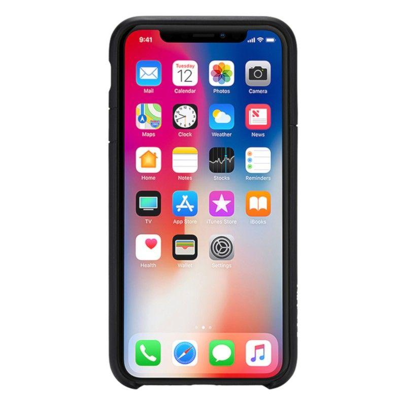 Чехол Incase Lite Case для Apple iPhone X Black в интернет-магазине