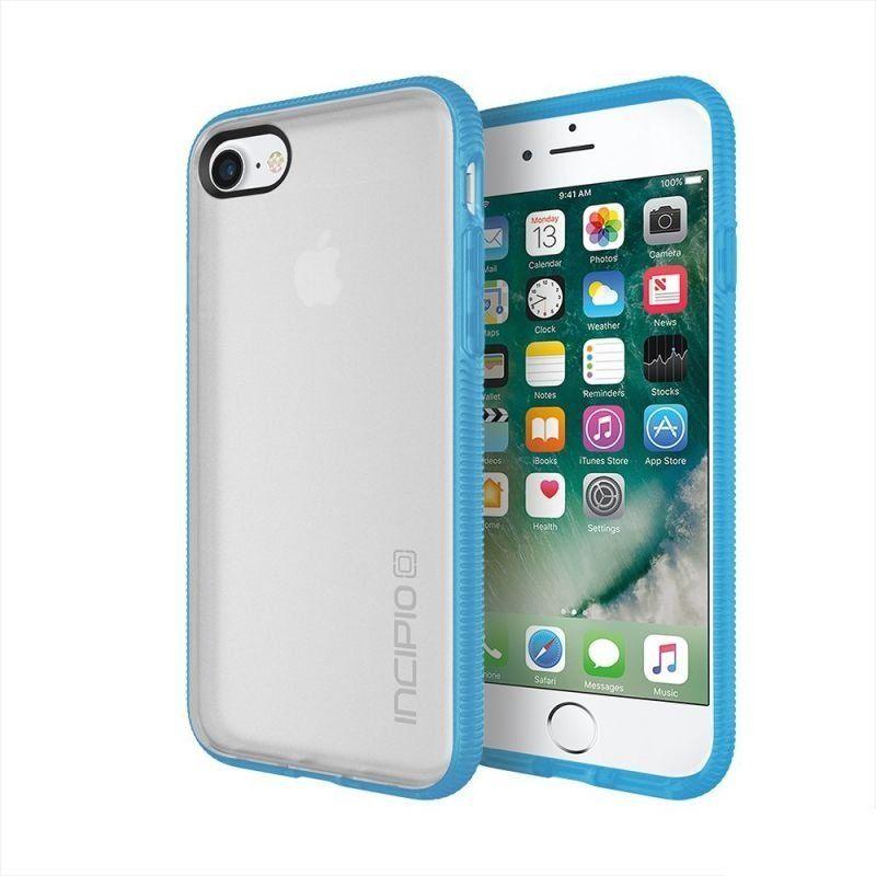 Чехол Incipio Octane для Apple iPhone 7 Clear-Cyan