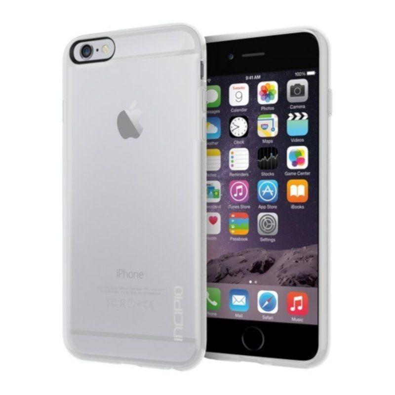 Чехол Incipio NGP Translucent для Apple iPhone 6/6s Plus Clear