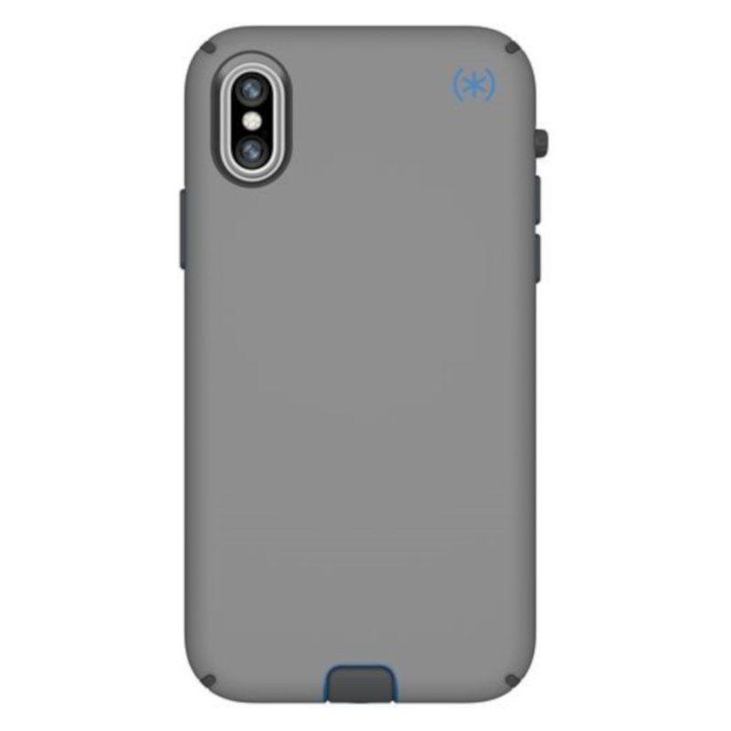 Чохол Speck Presidio Sport для Apple iPhone X (Gunmetal)