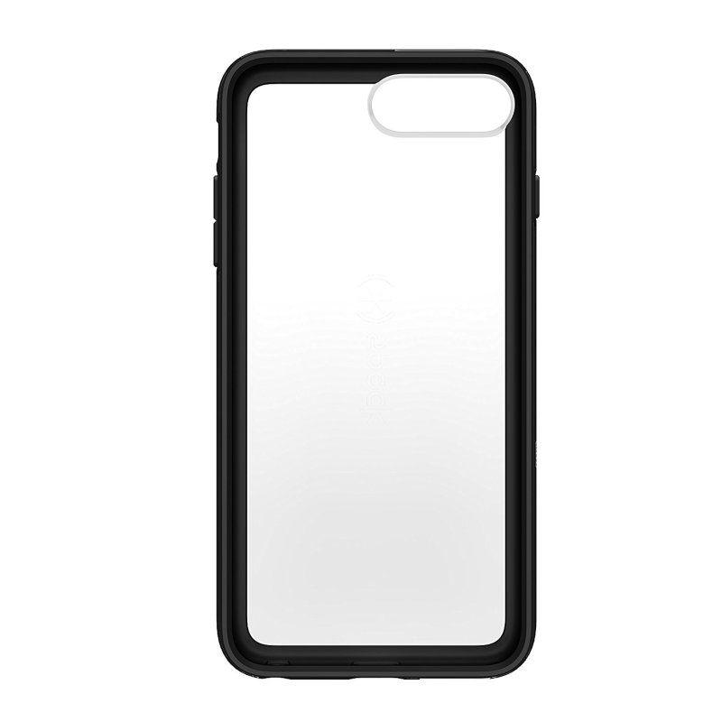 Чехол Speck Gemshell для Apple iPhone 8/7  (Clear-Black)