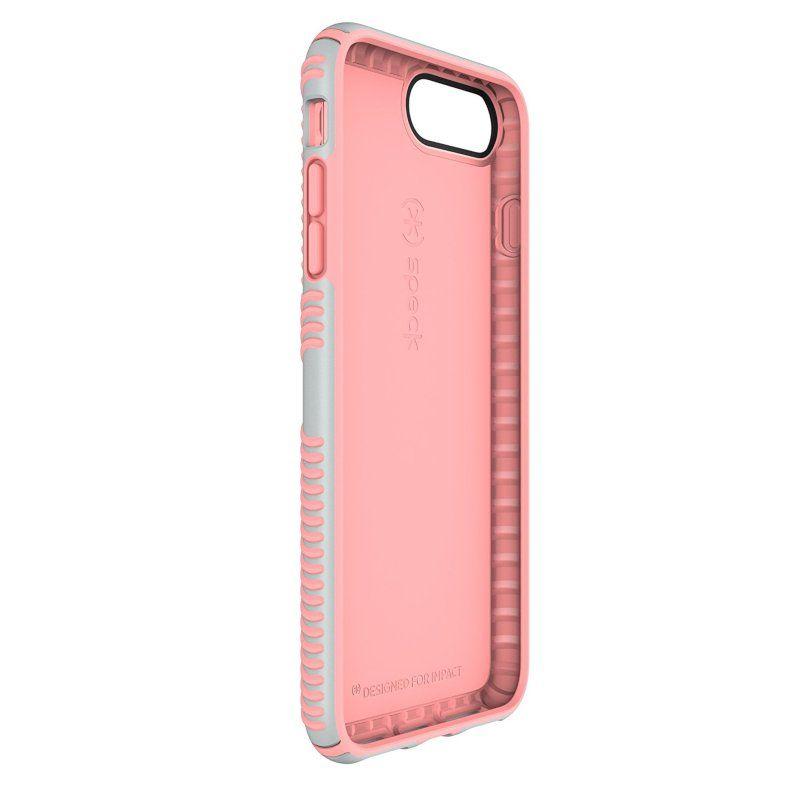 Чехол Speck Presidio Grip для Apple iPhone 8/7 Plus (Gray-Pink) купить