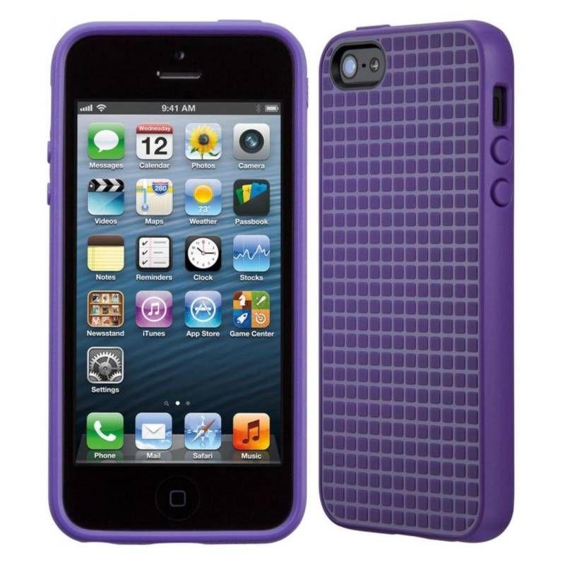 Чехол Speck PixelSkin HD для Apple iPhone 5/5S (Grape Purple) купить