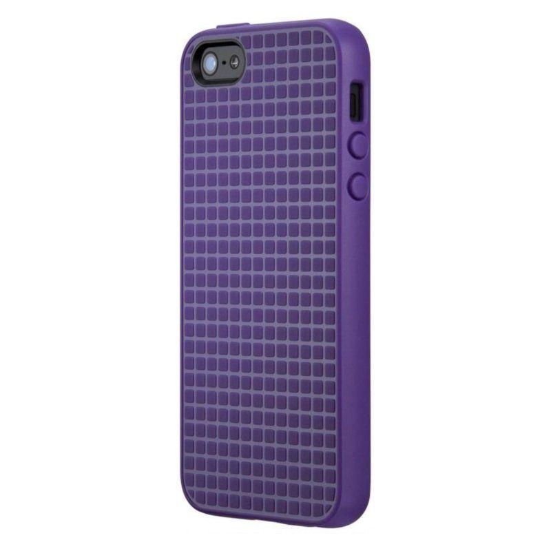 Чехол Speck PixelSkin HD для Apple iPhone 5/5S (Grape Purple)
