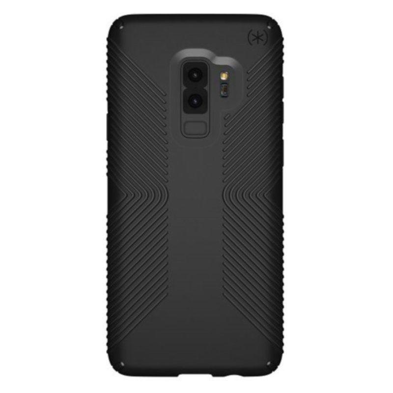 Чохол Speck Presidio Grip для Samsung Galaxy S9 Plus (Black)