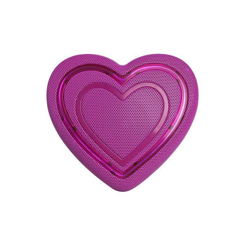 Портативная акустика JAM JAMoji V2 (HX-PEM06-EU) Heart