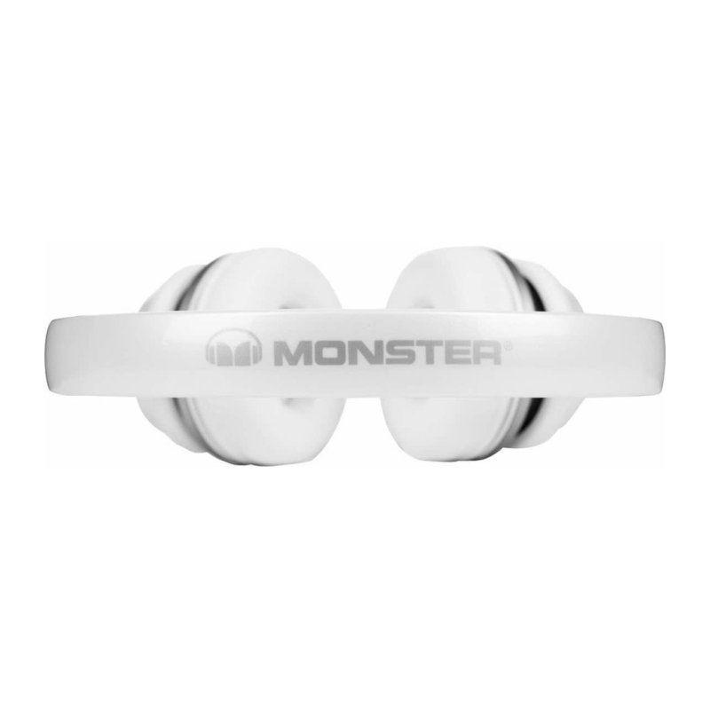 Гарнитура Monster NTune Pearl On-Ear (MNS-128509-00) Pearl White в Украине