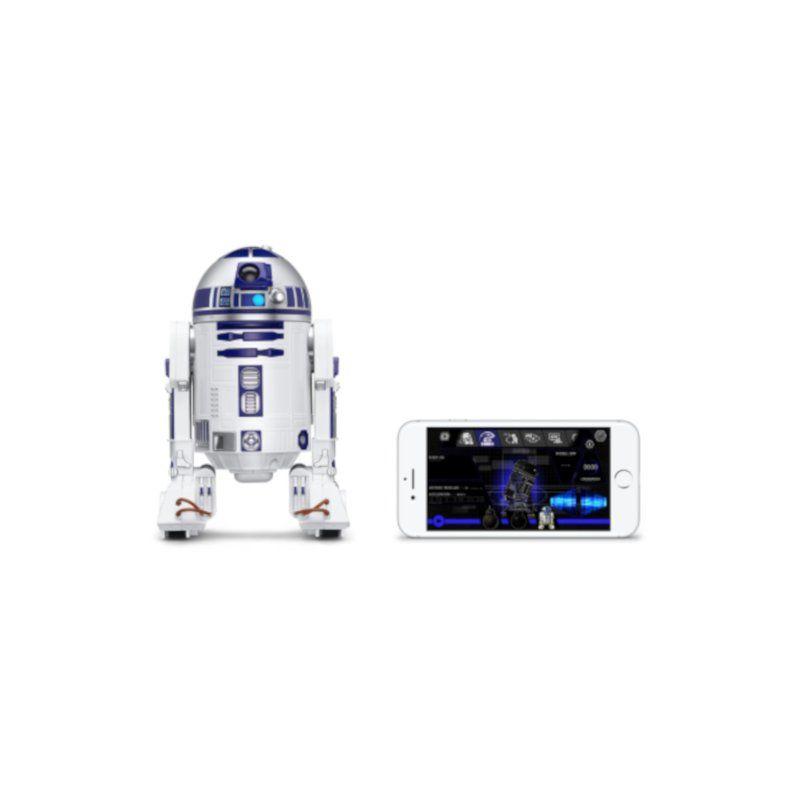 Робот Sphero R2-D2 (R201ROW) в интернет-магазине